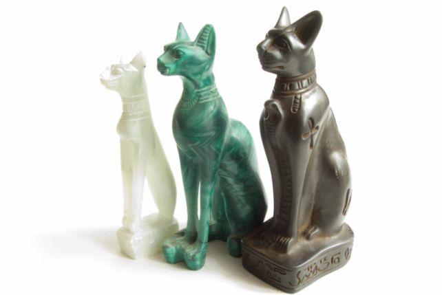Boskie Koty W Starożytnym Egipcie Zpazurempl