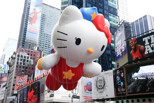 Kitty to imię nawiązujące do znanej postaci z kreskówek Hello Kitty